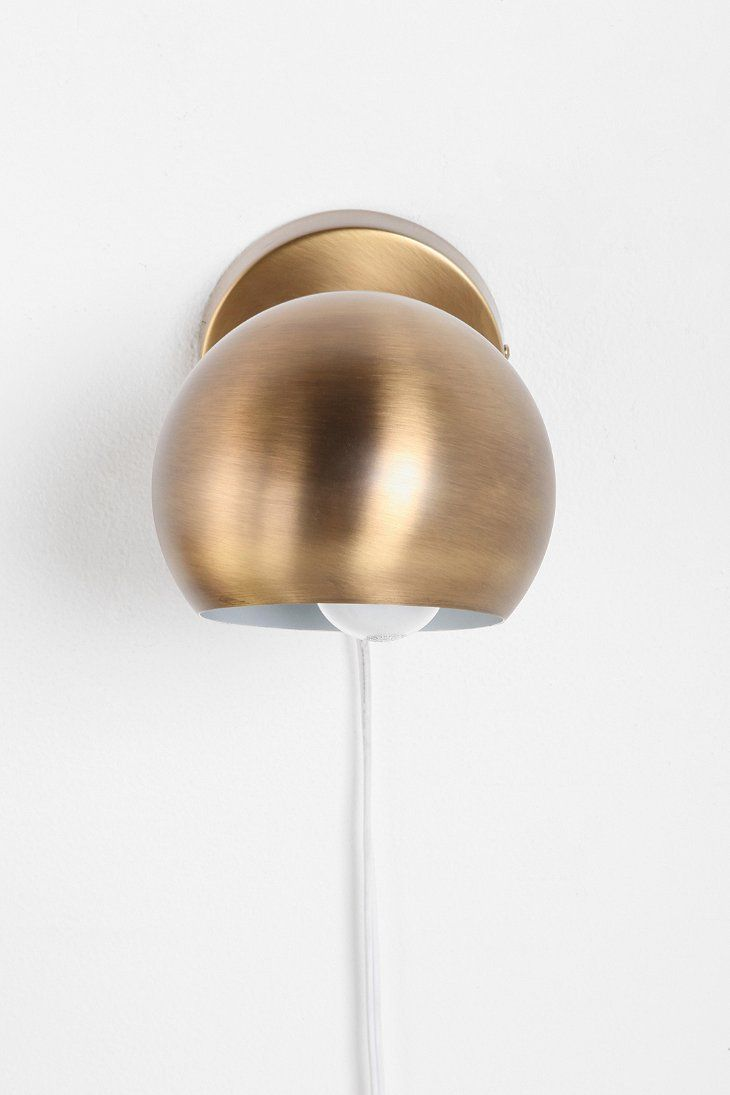 Wall Lamps Urban Outfitters : 17 Best images about Lighting ideas on Pinterest Urban outfitters, Cable and Copper