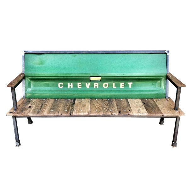 Blue Collar Bench I