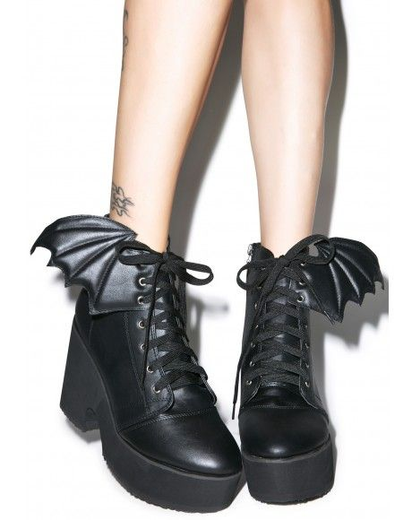 Iron Fist Zombie Stomper Combat Boots   Dolls Kill (omg i would have killed for THESE when i was 15 lol!)