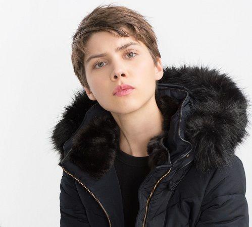 Manteau femme zara 2018