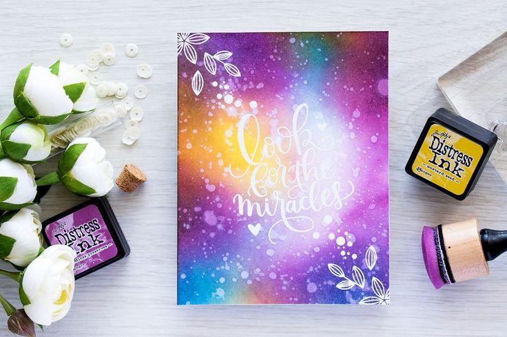 10 Galaxy Inspired Art Tutorials & Ideas | www.dawnnicoledesigns.com