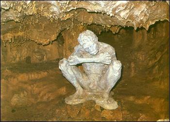 Petralona cave,Greece