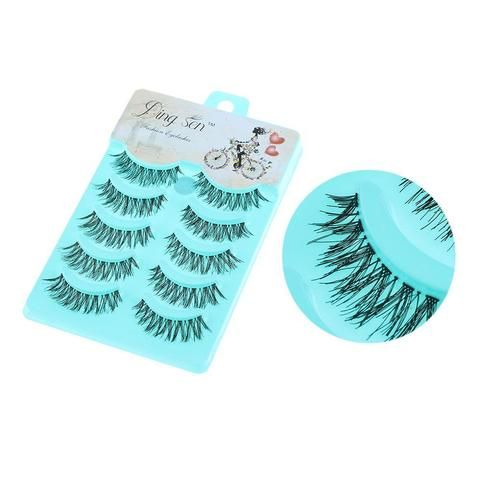 Back To Search Resultsbeauty & Health 5 Pairs Handmade Thick Full False Eyelashes Natural Long Eyelashes Set Fake Lashes Eye Extension Tool Makeup