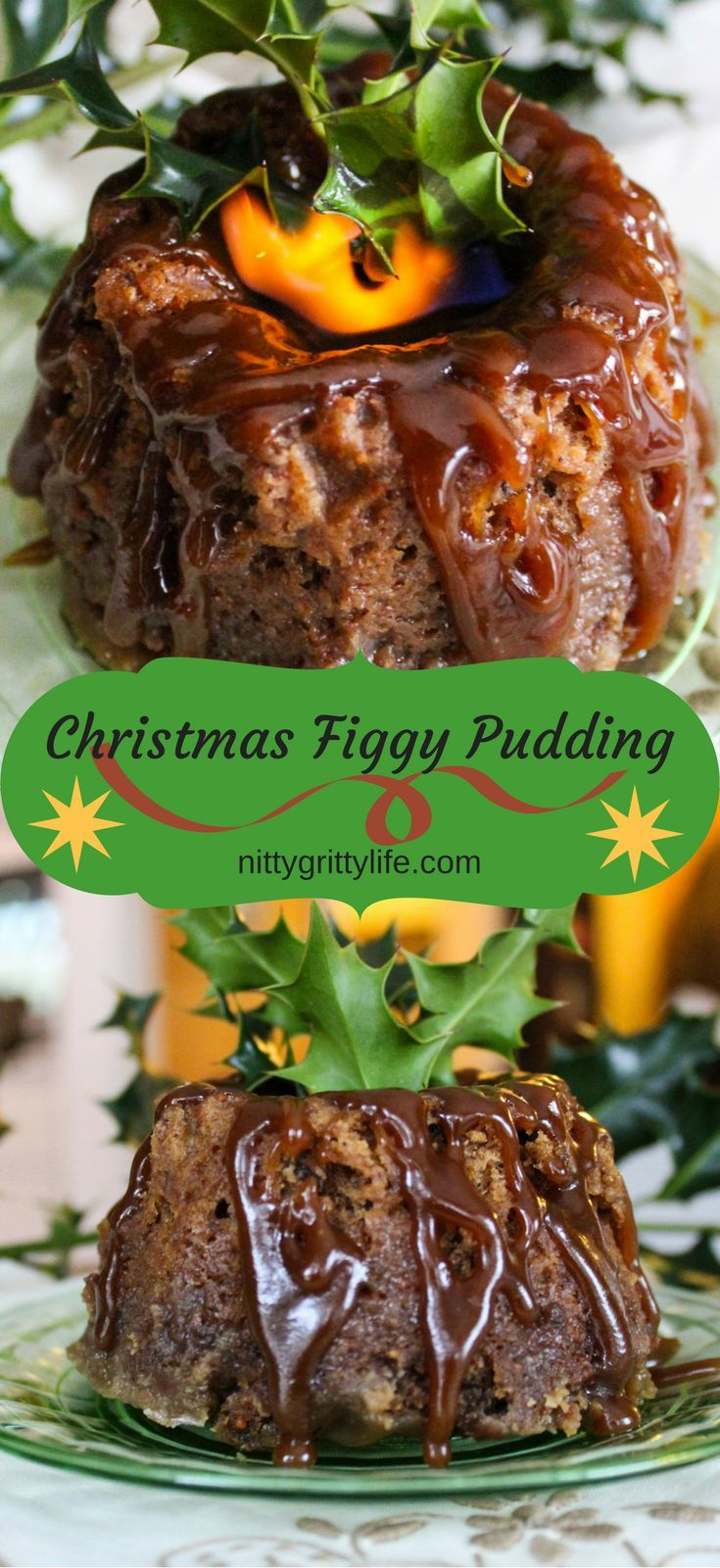 Oh, Bring Us Some Figgy Pudding