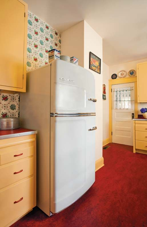 20 best 1950's kitchens images on pinterest | retro kitchens, big