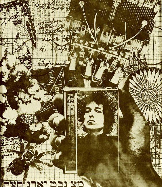Wallace Berman Collage