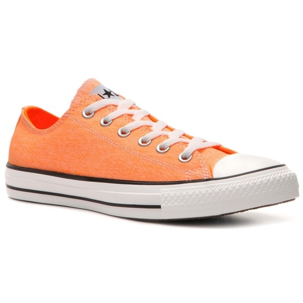 Converse Women's Chuck Taylor All Star Neon Sneaker ($45) ❤ liked on  Polyvore