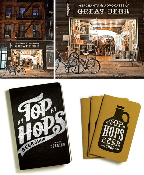 by Helms Worskhop for Top Hops,