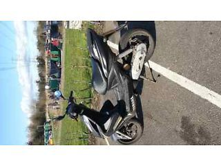 Yamaha Aerox 50cc moped scooter for sale - http://motorcyclesforsalex.com/yamaha-aerox-50cc-moped-scooter-for-sale/