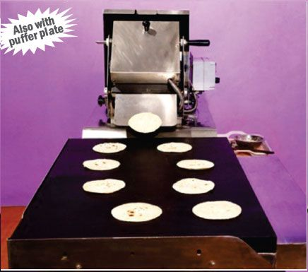 labofree is leading fully Chapati Machine Manufacturer and Exporter of Chapati Machine prices,  http://www.labofree.com/products/