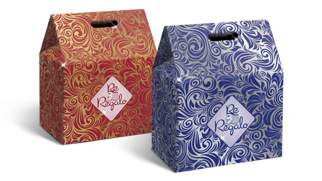Re Regalo - ItalTrade Restyling di Packaging In Italy, Packaging Funzionale, Packaging Italiano