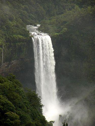 Dudhsagar waterfall Goa, India More