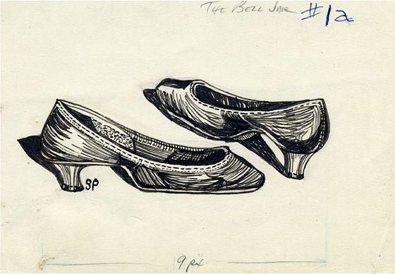 Sylvia Plath's Unseen Drawings, Edited by Her Daughter and Illuminated in Her Private Letters   Brain Pickings