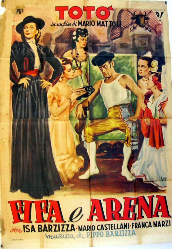 """""""FIFA E ARENA"""" MOVIE POSTER -"""