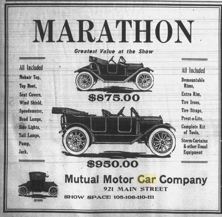 Pin by Barry Walker on marathon motor works Marathon