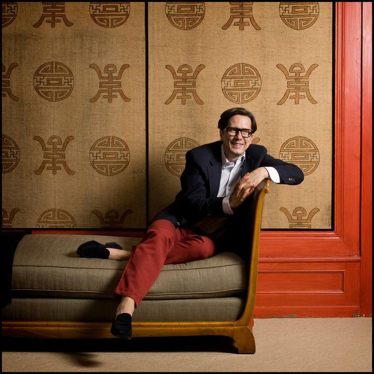 Eric Giroud, designer horloger. © François Wavre / Rezo