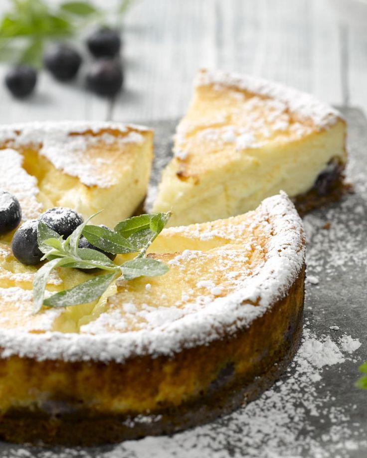 Cheesecake met bosbessen #15gram