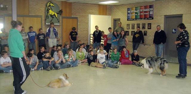 Beth Einck was the librarian at North Winn about 35 years ago. Since then she has developed a career in dog training. Today she shared tips with students from pre-school through eighth grade. We thought that the students were very well behaved, but B get access to free 5 day dog training websites http://FreeDogTraining.bestonlineproducts.net/