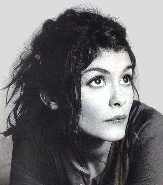Audrey Tautou / actress (Le fabuleux destin d'Amélie Poulin, Da Vinci Code)
