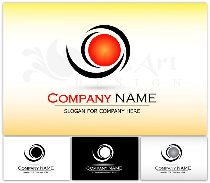 Project: Template ~ Logo   Software: Adobe Illustrator