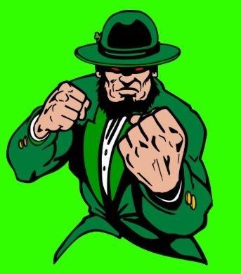 Evil Irish Leprechaun