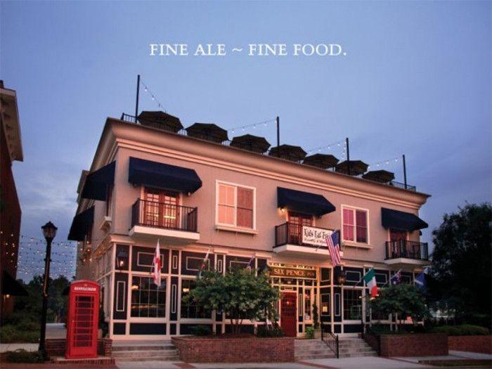 7. Six Pence Pub - Fort Mill, SC