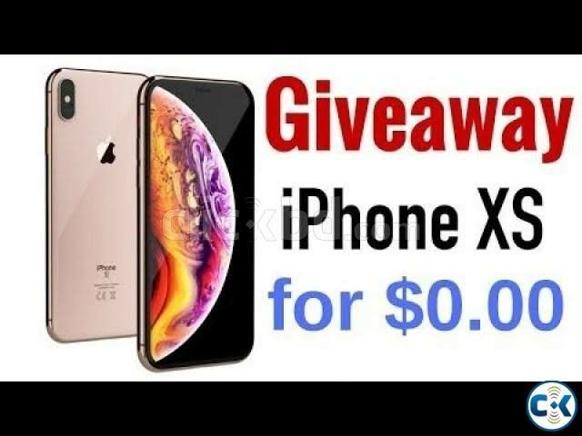 Chance To Get The Iphone Xs Now Get Free Iphone Free Iphone Free Iphone Giveaway