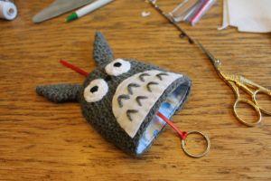 Totoro key cozy