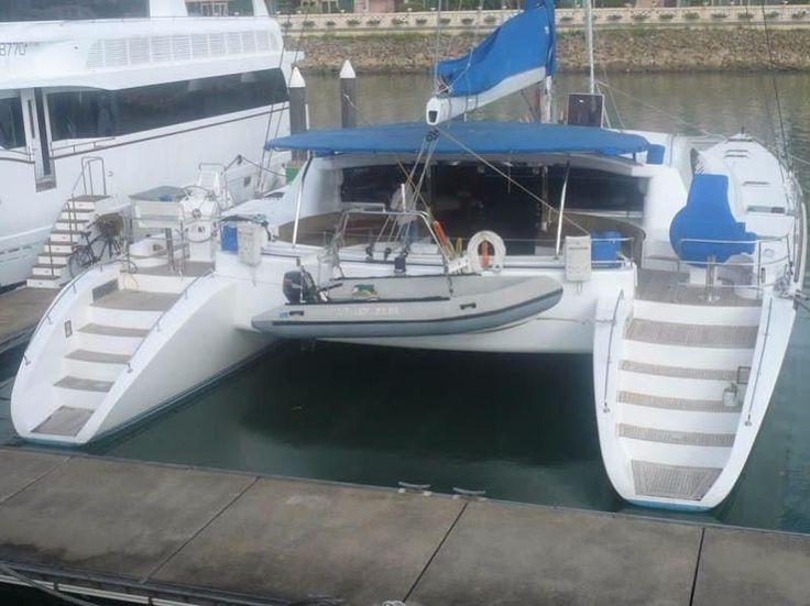 2005 Concordia 21 m. Catamaran Sail Boat For Sale - www.yachtworld.com