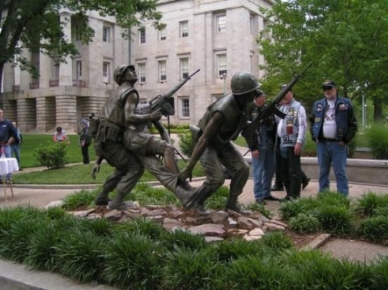 vietnam war memorial statue clip art � cliparts