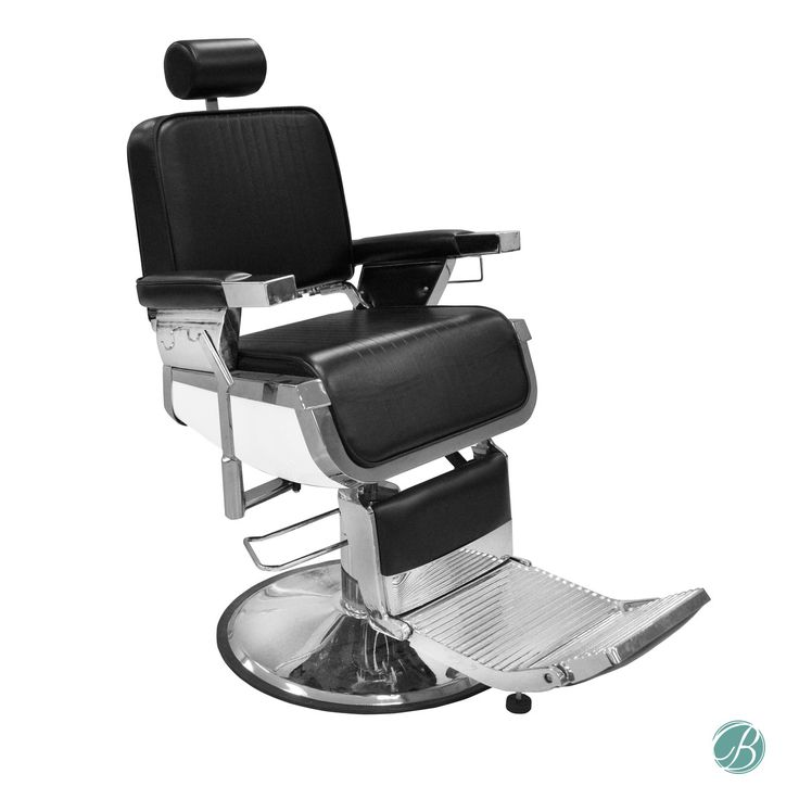 Berkeley Lincoln Barber Chair