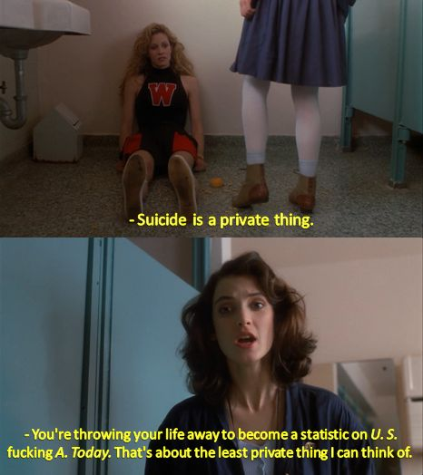 heathers movie quotes - Google Search