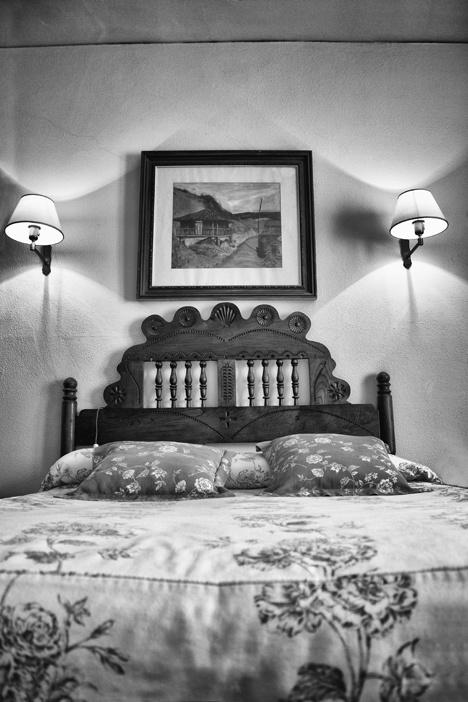 Hotel Don Paco #habitacion #convento #llanes #asturias #peregrinos #caminodesantiago