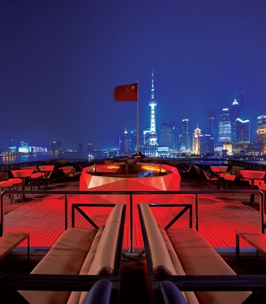 Bar Rouge - Shanghai.  We miss Bar Rouge. There is no place like this here. I want to move back!!!!