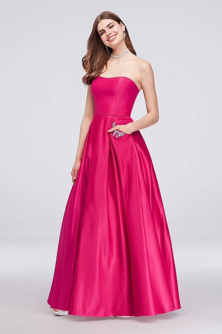 1363 best Moldelos de vestido images on Pinterest | Long dresses ...