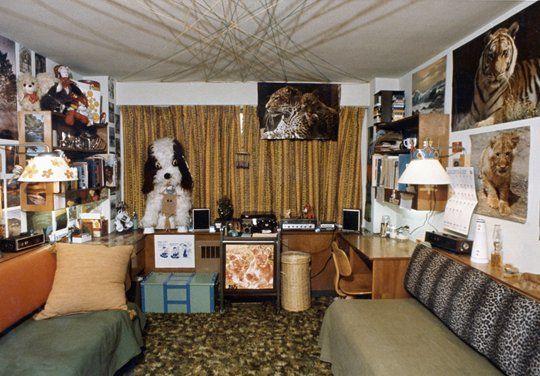 vintage dorm