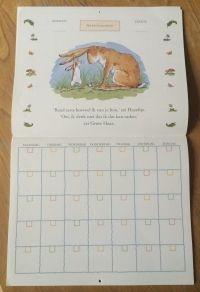 Lemniscaat NL » Jeugd » Posters en kaarten » Titels » Mijn eerste jaar babykalender
