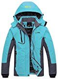 #5: Wantdo Womens Mountain Waterproof Fleece Ski Jacket Windproof Rain Jacket #FabOffers #Fashion #FabBestSellers