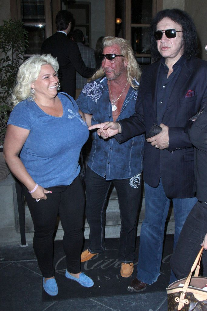 Beth Chapman Photos Photos Duane Chapman Hangs Out With