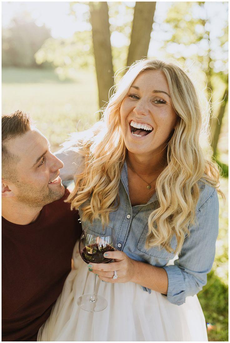 Lexi & Colton    Ohio Engagement Session – kaylatison.co KAYLA TISON PHOTOGRAPHY… – For Engagement Inspiration – Kayla Tison Photography