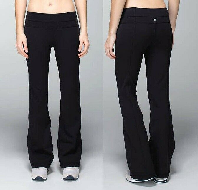 NWT Athleta $79 Black High Rise Chaturanga Fitness Yoga Workout Pants Many Sizes