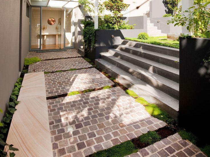 eco outdoor porphyry cobblestones in garden design eco outdoor site design cobblestone pavingnatural stone