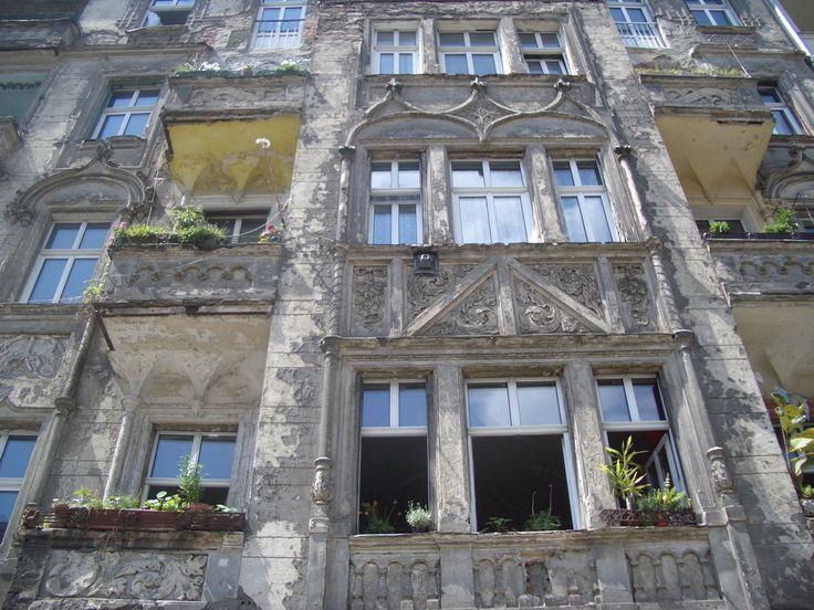 Berlin Prenzlauer Berg Sommer 2006
