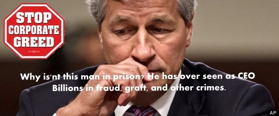 JPMorgan Chase Artificially Inflated Aluminium Prices, Lawsuit Claims ( Jamie Dimon is an arch-criminal. He and his minions have stolen so much money at the expense of average Americans by all rights he should be in prison for life +2000 yrs. That would be a lenient sentence.
