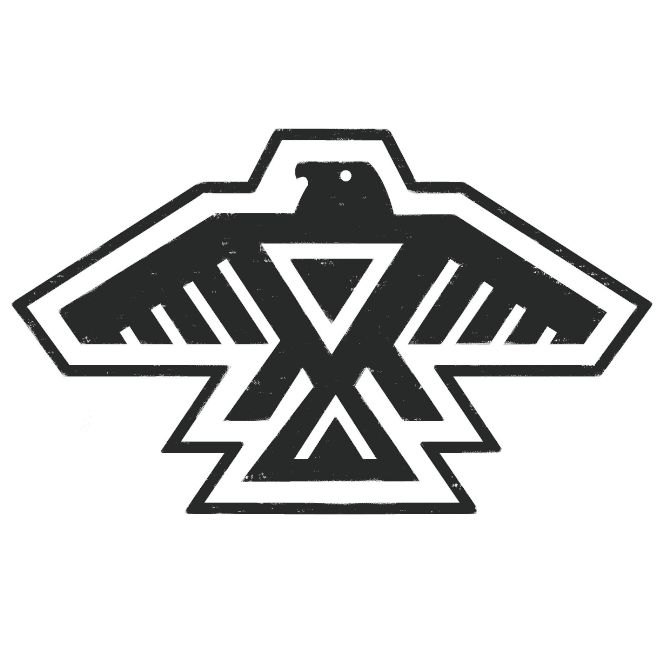 Native American Thunderbird Symbol