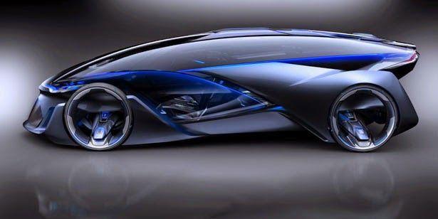 Tecnoneo: Chevrolet FNR es un concept car futurista equipado con las últimas tecnologías