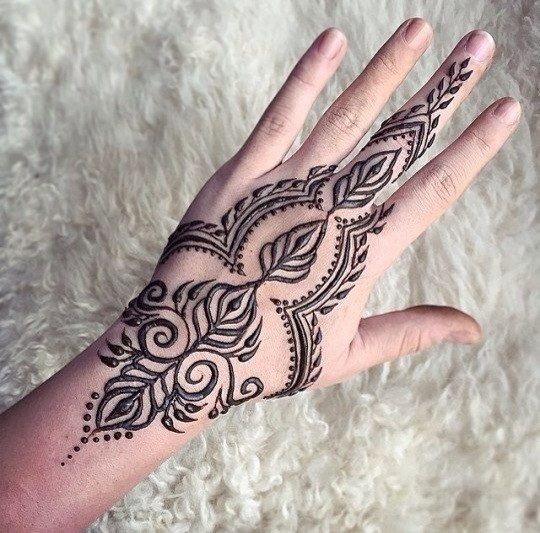 Image Result For Teach Yourself Henna Tattoo Making Strong Mehndi Strong Art With Easy