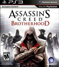 Assassin's Creed: Brotherhood by UbiSoft $30