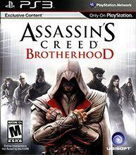 Assassin's Creed: Brotherhood by UbiSoft $30