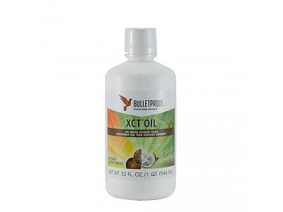 Bulletproof XCT Oil 950 ml (100% MCT olie)